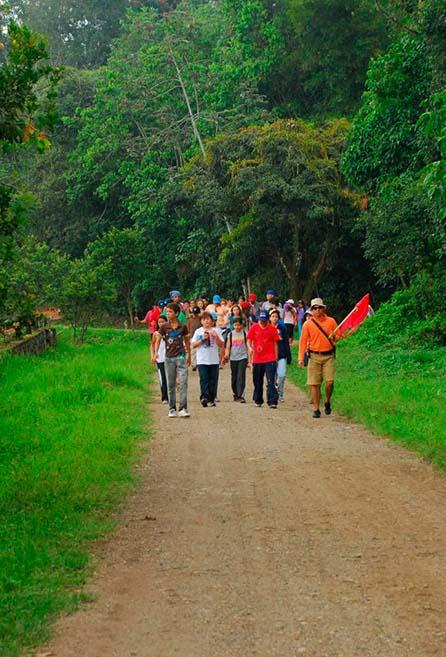 caminatas ecologicas