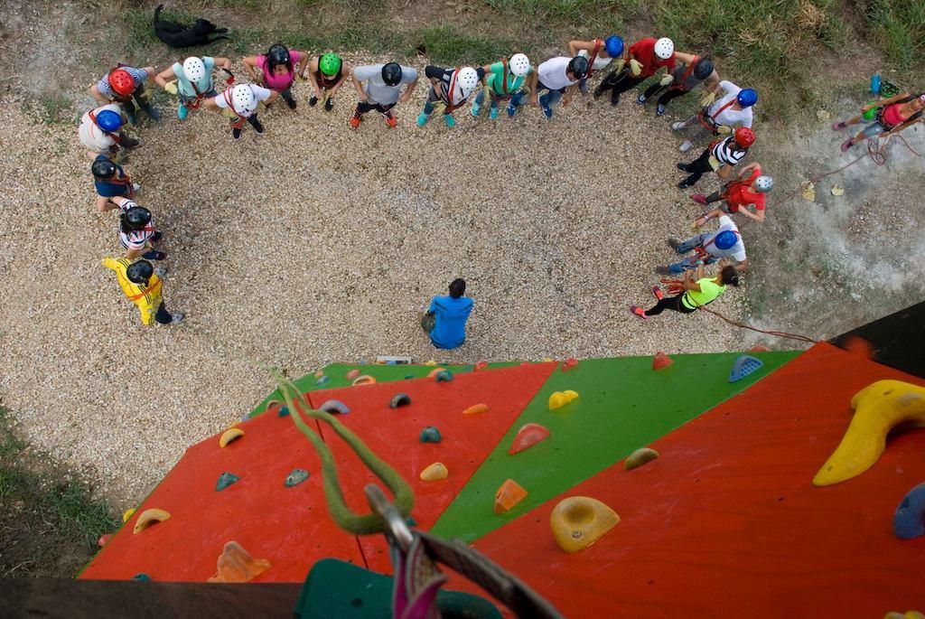 talleres outdoor training para empresas