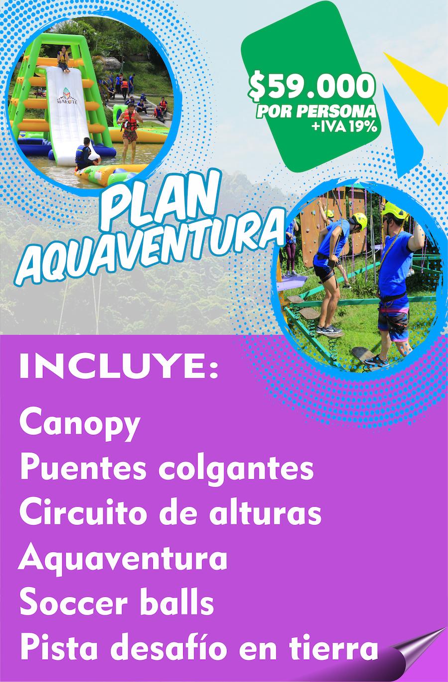 Plan Aquaventura